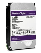 Western Digital WD121PURZ Purple 12TB 256MB Cache Internal Hard Drive